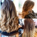 Hair Colouring Ombre