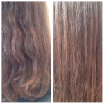 Kebelo Smoothing Treatment Before and After